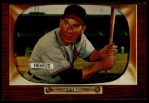 1955 Bowman #107   Solly Hemus Front Thumbnail