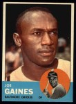 1963 Topps #319   Joe Gaines Front Thumbnail