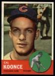 1963 Topps #31   Cal Koonce Front Thumbnail