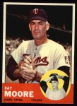 1963 Topps #26   Ray Moore Front Thumbnail