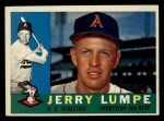 1960 Topps #290   Jerry Lumpe Front Thumbnail