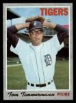 1970 Topps #554  Tom Timmermann  Front Thumbnail