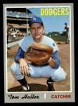 1970 Topps #685  Tom Haller  Front Thumbnail