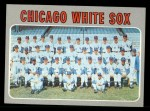 1970 Topps #501   White Sox Team Front Thumbnail