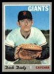 1970 Topps #135   Dick Dietz Front Thumbnail