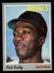 1970 Topps #57  Pat Kelly  Front Thumbnail