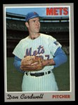 1970 Topps #83  Don Cardwell  Front Thumbnail