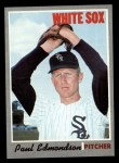 1970 Topps #414   Paul Edmondson Front Thumbnail