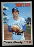 1970 Topps #146  Danny Murphy  Front Thumbnail