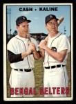 1967 Topps #216  Bengal Belters  -  Norm Cash / Al Kaline Front Thumbnail