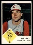 1963 Fleer #35   Bob Purkey Front Thumbnail