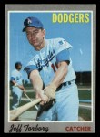 1970 Topps #54  Jeff Torborg  Front Thumbnail