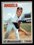 1970 Topps #430  Andy Messersmith  Front Thumbnail