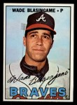1967 Topps #119   Wade Blasingame Front Thumbnail