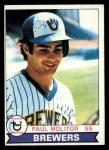1979 Topps #24   Paul Molitor Front Thumbnail
