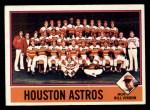 1976 Topps #147  Astros Team Checklist  -  Bill Virdon Front Thumbnail