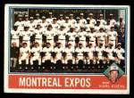 1976 Topps #216   -  Karl Kuehl Expos Team Checklist Front Thumbnail