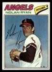 1977 Topps #650   Nolan Ryan Front Thumbnail