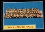 1962 Topps #89   Rams Team Front Thumbnail
