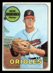 1969 Topps #393  Gene Brabender  Front Thumbnail