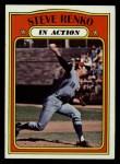 1972 Topps #308  In Action  -  Steve Renko Front Thumbnail