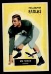 1955 Bowman #63   Ken Snyder Front Thumbnail