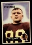 1955 Bowman #64  Chester Chet Ostrowski  Front Thumbnail