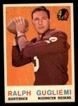 1959 Topps #97   Ralph Guglielmi Front Thumbnail