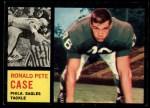 1962 Topps #125   Pete Case Front Thumbnail