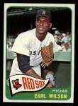 1965 Topps #42   Earl Wilson Front Thumbnail