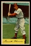 1954 Bowman #47 COR  Granny Hamner Front Thumbnail