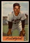 1954 Bowman #119   Fred Hatfield Front Thumbnail