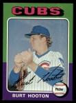 1975 Topps #176   Burt Hooton Front Thumbnail