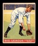 1933 Goudey #189  Joe Cronin  Front Thumbnail