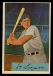 1954 Bowman #28 COR Jim Greengrass  Front Thumbnail