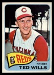 1965 Topps #488  Ted Wills  Front Thumbnail