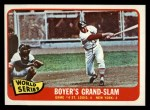 1965 Topps #135  1964 World Series - Game #4 - Boyer's Grand Slam  -  Ken Boyer / Elston Howard Front Thumbnail