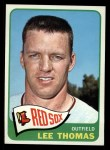1965 Topps #111   Lee Thomas Front Thumbnail