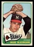 1965 Topps #44   Wade Blasingame Front Thumbnail