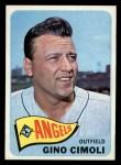 1965 Topps #569   Gino Cimoli Front Thumbnail