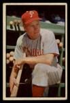 1953 Bowman #10  Richie Ashburn  Front Thumbnail