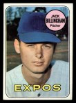 1969 Topps #92  Jack Billingham  Front Thumbnail