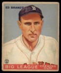 1933 Goudey #50   Ed Brandt Front Thumbnail