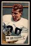 1952 Bowman Large #113  Bill Reichardt  Front Thumbnail