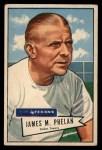 1952 Bowman Large #122   James Phelan Front Thumbnail