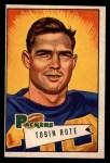 1952 Bowman Large #56   Tobin Rote Front Thumbnail
