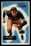 1955 Bowman #79   Dale Dodrill Front Thumbnail