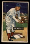 1951 Bowman #323   Joe Adcock Front Thumbnail