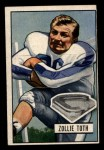 1951 Bowman #45  Zollie Toth  Front Thumbnail