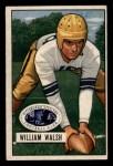1951 Bowman #23  William Walsh  Front Thumbnail